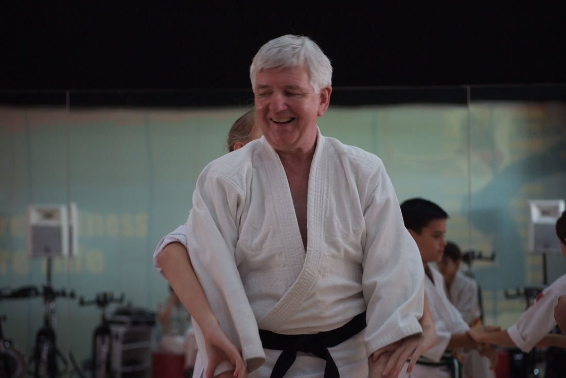 Picture of Sensei Stewart Marshall